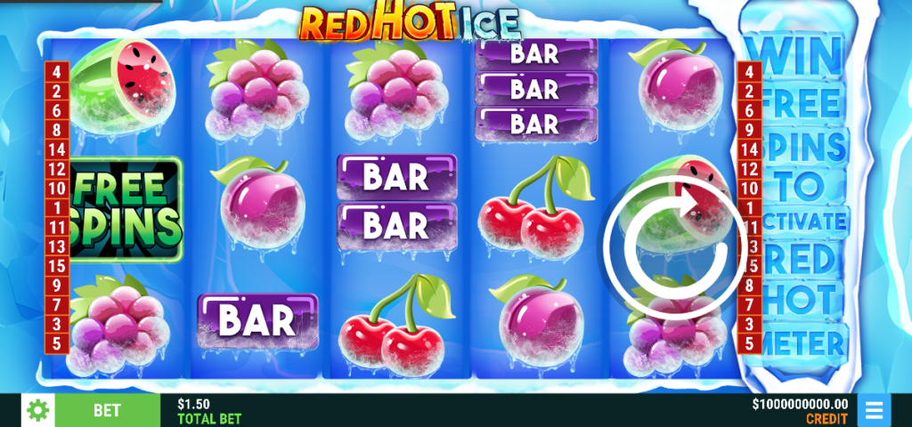 fruity slot